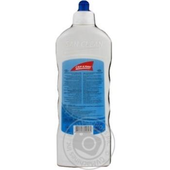 Средство моющее San Clean для пылесосов 500г - купить, цены на МегаМаркет - фото 6