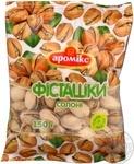 Snack pistachio Aromix salt salt 150g sachet