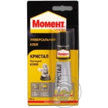 Клей Момент поліуретановий 30мл - купити, ціни на Novus - фото 2
