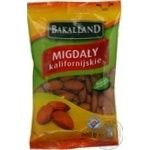 Nuts almond Bakalland 200g Poland