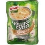 Soup Knorr mushroom with croutons 77.5g