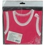 Комплект білизни для дівчат Соня з декоративною обробкою 2-3 92-98