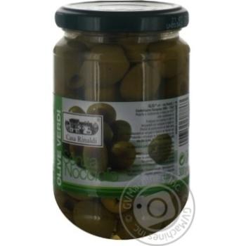 Оливки Casa Rinaldi без косточки консервированные 300г