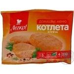 Котлета Легко! куриная замороженная 230г Украина