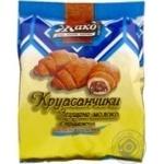 Croissant Jako with condensed milk 180g Ukraine