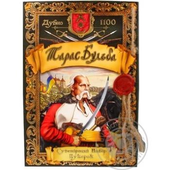Конфеты Мария Тарас Бульба сувенирный набор 500г