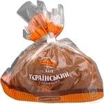 Хліб Київхліб Український Столичний половинка 475г Україна