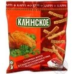 Сухари Клинские ржаная со вкусом курицы 60г