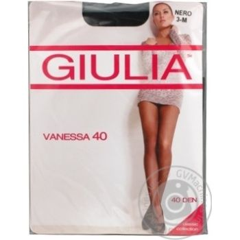 Колготи Giulia Vanessa 40 nero 3