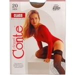 Conte Class Natural 20den Stockings size 3-4 - buy, prices for Novus - image 6