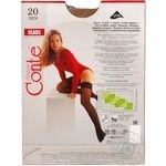 Conte Class Natural 20den Stockings size 3-4 - buy, prices for Novus - image 5