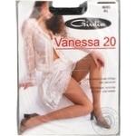 Giulia Vanessa 20Den Women's Tights s.4 Nero