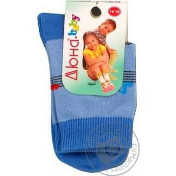 Шкарпетки Дюна дитячі білі 16-18р - купити, ціни на Фуршет - фото 6