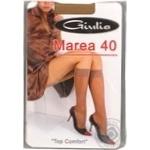 Напівпанчохи Giulia 1пара Marea 40 visone 5