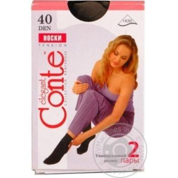 Шкарпетки Conte 40den 2пари