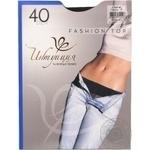Колготи жіночі Інтуіція Fashion Top 40 2 antrazite