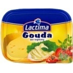 Cheese Lactima processed 150g Poland