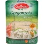 Сыр Galbani Горгонзола Intenso мягкий с голубой плесенью 48% 150г