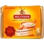 Сыр Молендам плавленый сливочный 35% 90г Украина