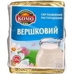 Processed cheese Komo Creamy 55% 90g Ukraine