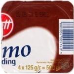 Десерт Zott молочний Шоколад 125г
