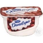 Десерт Даниссимо с творожным кремом и хрустящими шариками 6.5% 130г Россия