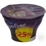 Десерт Даниссимо груша-шоколад 9.5% 135г Україна