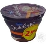 Десерт Даниссимо персик-малина 9.5% 135г Україна