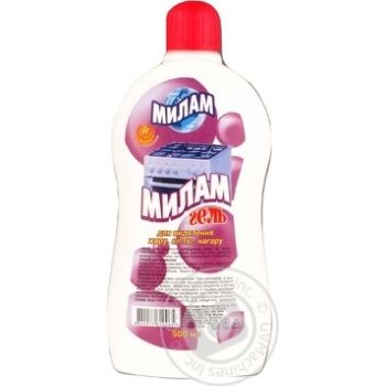 Gel Milam from fat 500ml