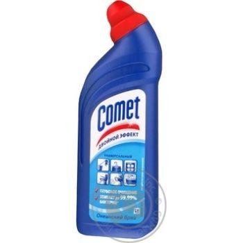Comet Ocean Washing Gel 500ml - buy, prices for Furshet - image 1