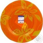 Plate Luminarc Lily flauer 250mm France