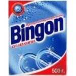 Средство от накипи Бингон для стиральных машин 500г