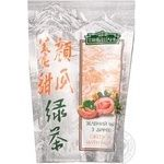 Green tea Tian Shan with melon 80g Ukraine