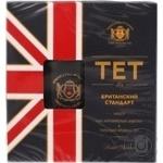 Набір чай чорний Тет Британський стандарт 50г