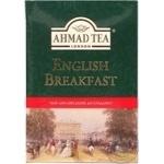 Чай Ахмад Английский к завтраку черный крупнолистовой 200г
