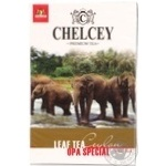 Черный чай Челси Цейлон байховый листовой 100г Шри-Ланка