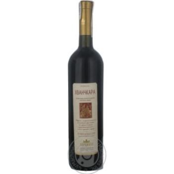 Вино червоне напівсолодке Хванчкара Вардіані 0,75л