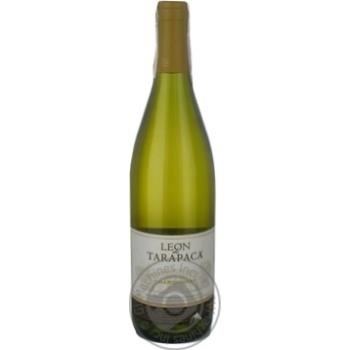 Leon de Tarapaca Chardonnay White Dry Wine 13% 0.75l - buy, prices for CityMarket - photo 3