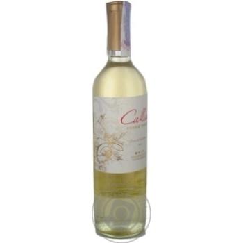 Вино Salentein Dulce біле напівсолодке 10,5% 0,75л - купити, ціни на CітіМаркет - фото 3