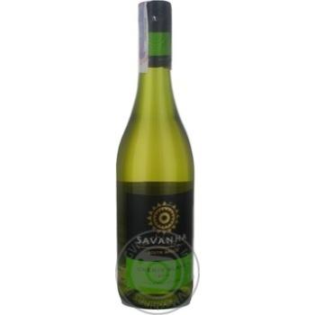 Savanha Chenin Blanc Wine white dry 13% 0,75l - buy, prices for CityMarket - photo 2
