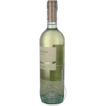 Вино Cantele Chardonnay 12.5% 0.75л - купити, ціни на CітіМаркет - фото 4