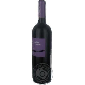 Cantele Negroamaro Red Dry Wine 13% 0.75l - buy, prices for CityMarket - photo 4