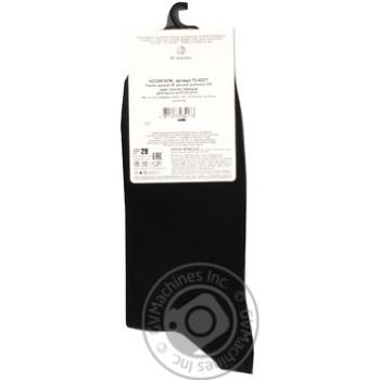 Носки мужские Diwari OPTIMA р.29 000 черный пара - купить, цены на Фуршет - фото 6