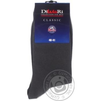 Носки мужские Diwari Classic темно-серый размер 25 - купить, цены на СитиМаркет - фото 2