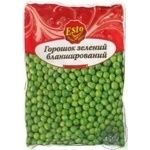 Vegetables pea Esto green frozen 450g
