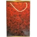 Пакет подарунковий категорія СМ БМТ 150*75*150мм - купити, ціни на Novus - фото 4