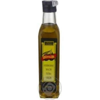 Олія оливкова Exstra Virgin Coopoliva 250мл
