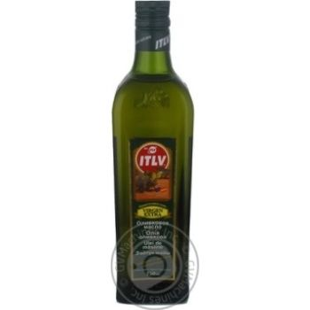 Oil Itlv olive extra virgin 500ml glass bottle - buy, prices for Novus - image 7
