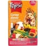 Topsi Super Menu Food for Rodents 575g - buy, prices for Novus - image 1
