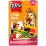 Корм Topsi для гризунів Супер меню 575г - купити, ціни на Novus - фото 6